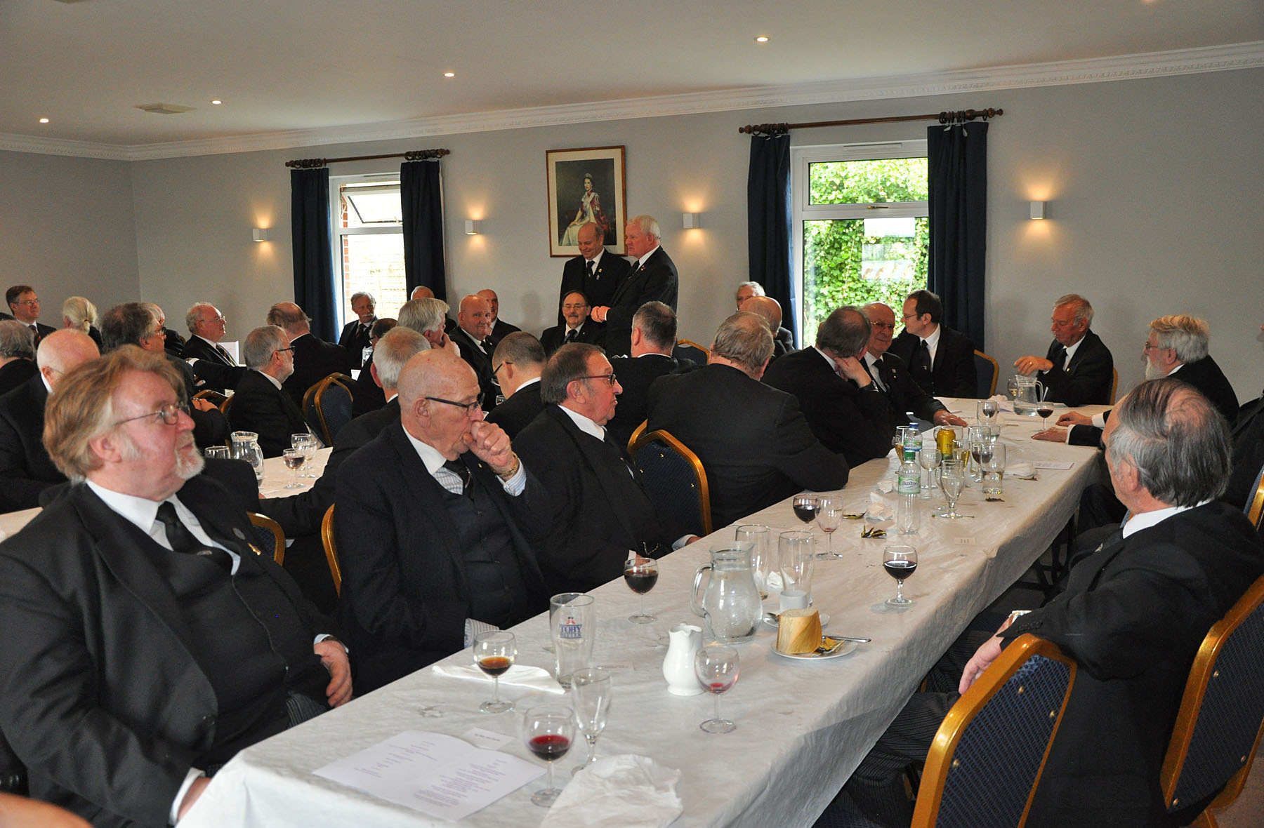 Annual Assembly of Provincial Grand Court of Sussex 2017