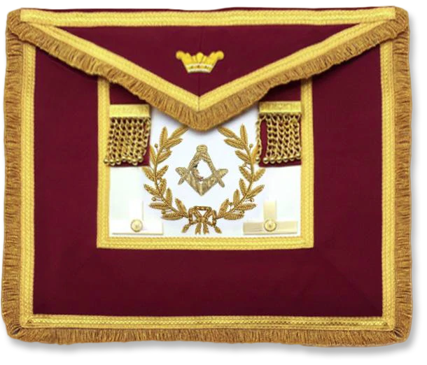 Athelstan Grand Lodge Apron
